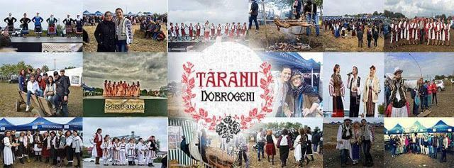 like ?...or not!: Serbarea Taranilor Dobrogeni