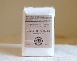 Added to hot or cold tea, caster sugar dissolves very quickly