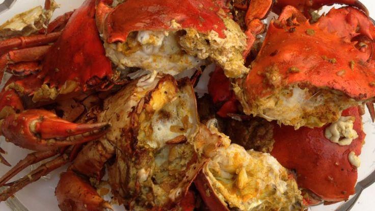 Garlic Crab Recipe