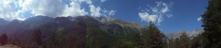 #Pirineo #Pirineos #Bielsa #Valle #Pineta #Montaña #Monte #Perdido #Senderismo #Huesca #Aragón