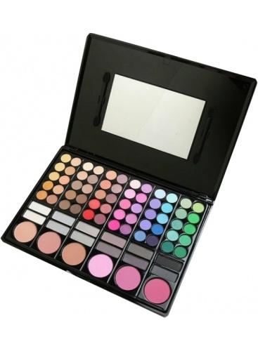 Pro 78 Full Color Eyeshadow Gloss Palette Fashion Eye Shadow