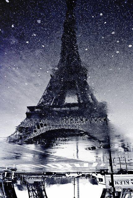~ reflecting Paris ~ reflets de Paris ~  By Janey Kay: Eiffel Towers, Reflet De, Paris, Art, Cafe Corner, Travel Tips, France, Photo, Travel Collection