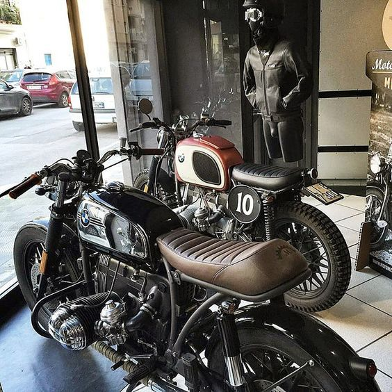 Custom by @motorecyclos bespoke motorcycles #bmw #r100 #r80 #r75 #r65 #r90 #r50 #scrambler #caferacer #tracker #bobber #boxer #special #custom #motorrad #motorcycle #motobike #bike #bmwmotorrad #bmwcaferacer #
