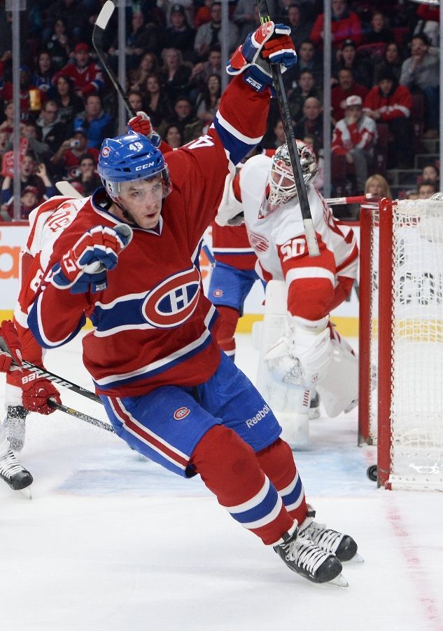 Michael Bournival, Montreal Canadiens