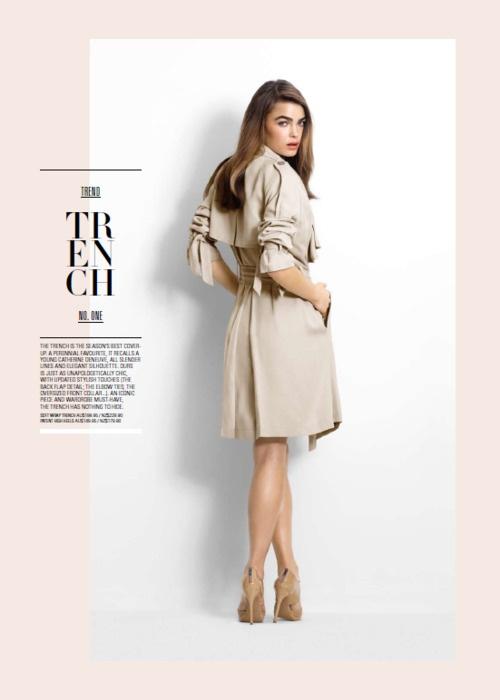 love trench coats