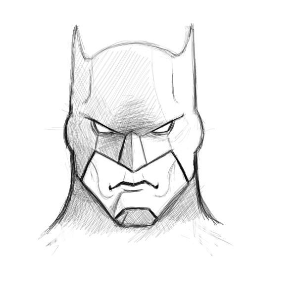 25 Best Ideas About How To Draw Batman On Pinterest