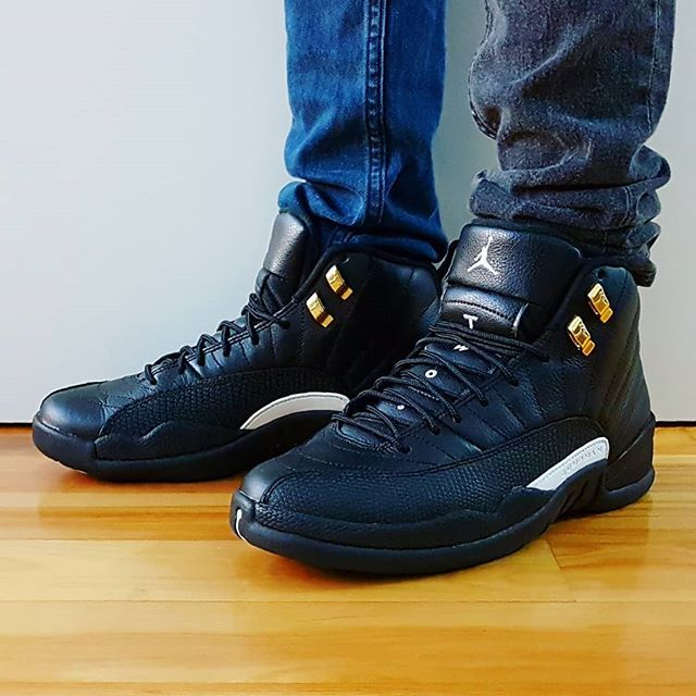 Go check out my Air Jordan 12 Retro The Master on feet channel link in bio 6158759d9