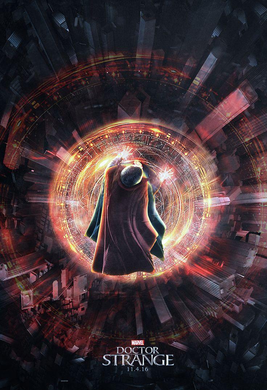 ArtStation - Dr. Strange , Kode LGX