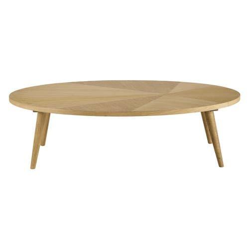 Mesa baja de madera An. 120 cm