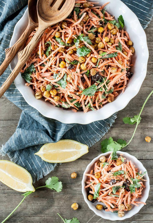 20 Fresh and Vibrant Salads for Thanksgiving Dinne…