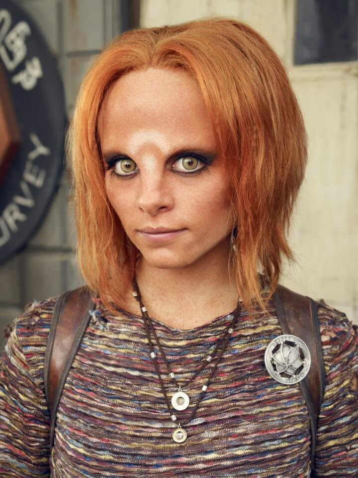 Defiance on Syfy, Character makeup