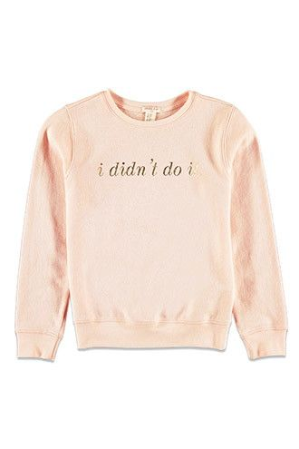 Girls Graphic Pullover (Kids)