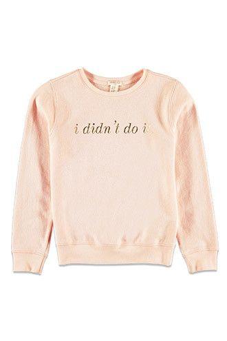 Girls Graphic Pullover (Kids)