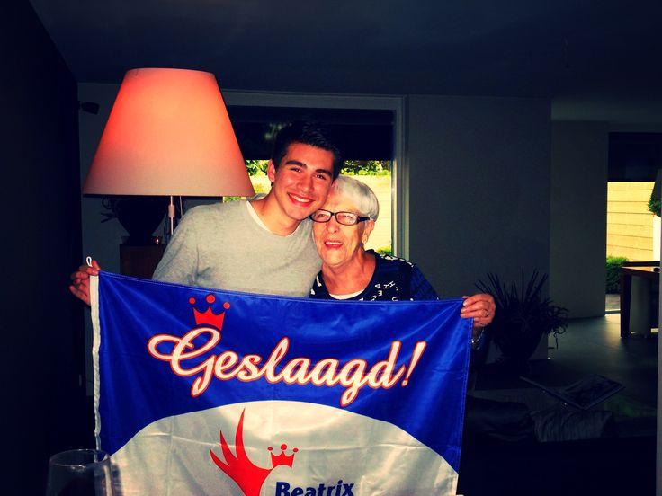 My grandmother and I