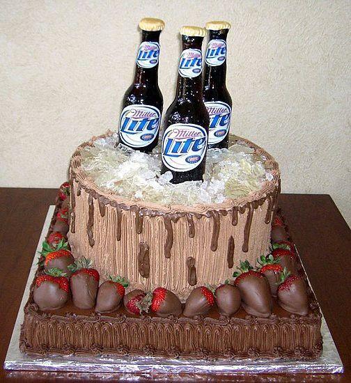 144 best Cakes for Men images on Pinterest | Petit fours ...