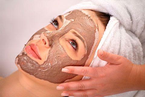 Maske gegen Pickelmale
