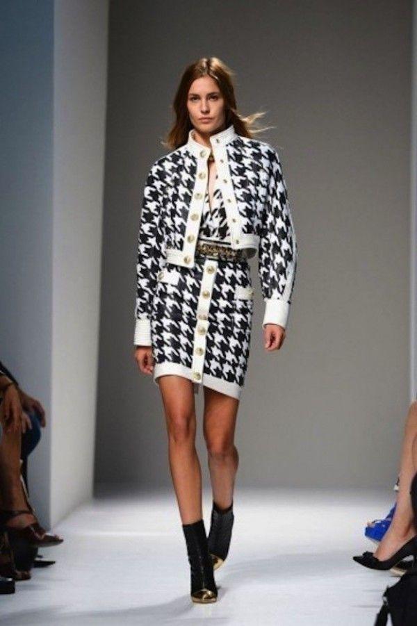 Vestidos de moda para la Primavera/Verano 2014: Fotos de los modelos