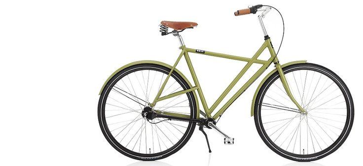 BRIK fietsen, de fiets zonder ketting