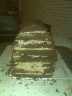 ~ Sugar Teachers ~ Cake Decorating and Sugar Art Tutorials: The Making of a Louis Vuitton Purse Cake