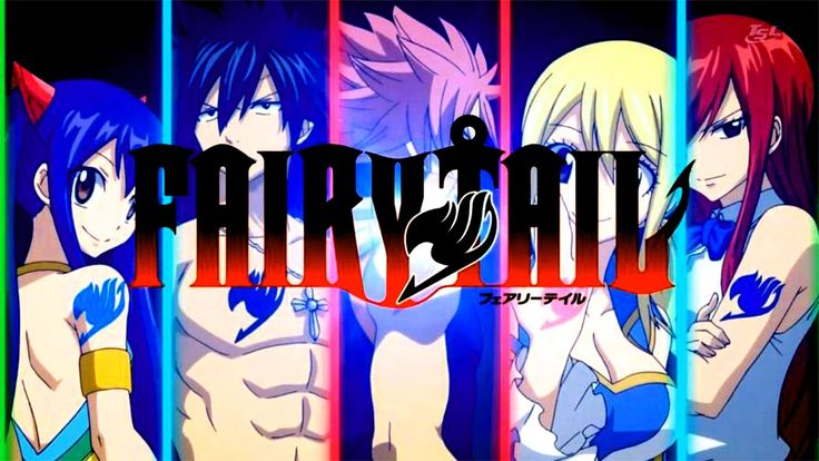 """Fairy Tail Opening 18 - """"Break Out"""" (Extended Version) - YouTube"""