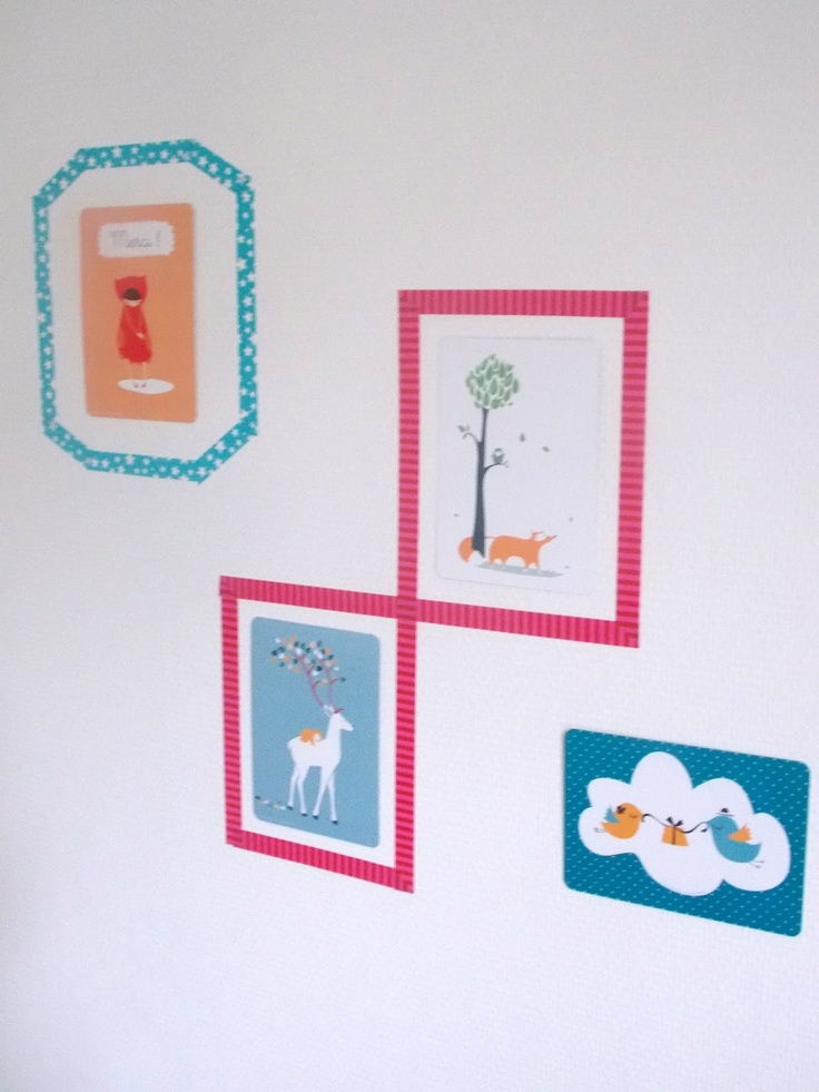 The Home of Bambou: Washi Tape Ideas