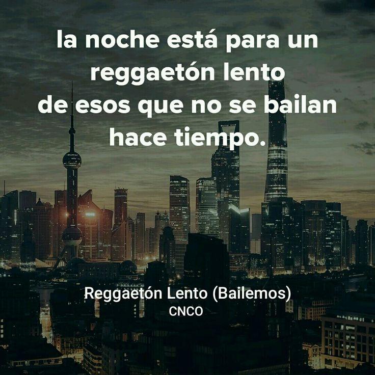 Reggaetón lento-CNCO