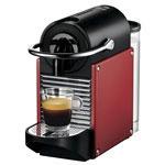Máquina de café DeLonghi Pixie EN 125R con control automático para cápsulas Nespresso - El Corte Inglés - Máquinas de café, espresso, cápsulas de café - Máquinas espresso - El Corte Inglés - Electrodomésticos