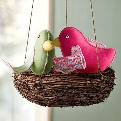 bird nest- LOVE this!