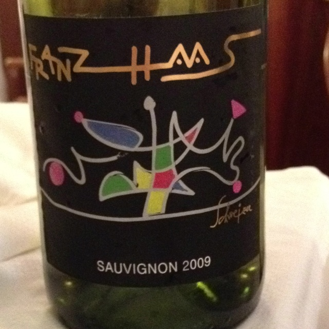 franz Haas Sauvignon 2009