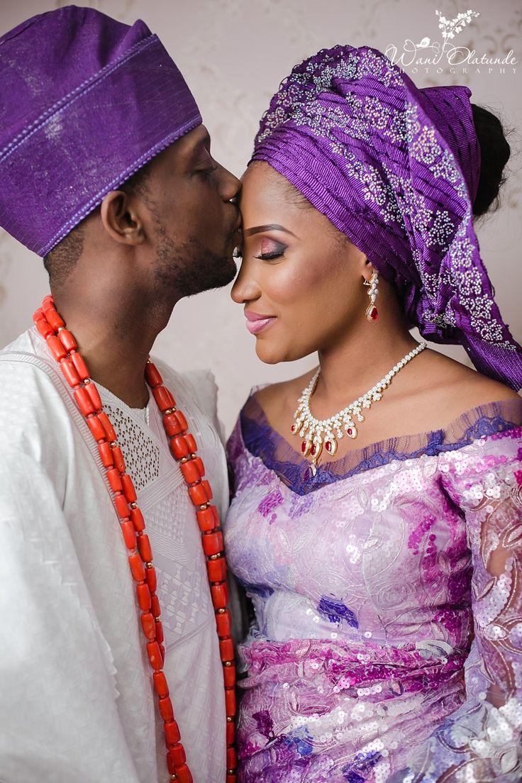 Beautiful Traditional Yoruba Wedding | Aisle Perfect: http://aisleperfect.com/2016/03/traditional-yoruba-wedding.html #wedding