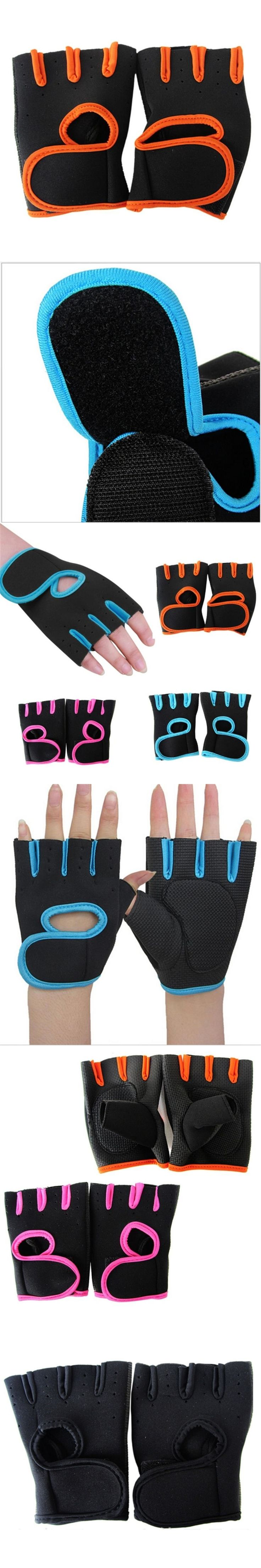 Quality Guarantee Men Women's Fitness Exercise Workout Weight Lifting Sport Gloves Gym Training Glove