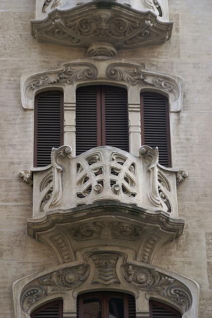 Torino liberty, Via Duchessa Jolanda, Palazzo del Faro (Art nouveau house)