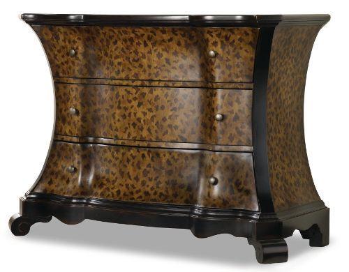 Accent Furniture from Hooker: Melange Diva Leopard Chest - Hooker