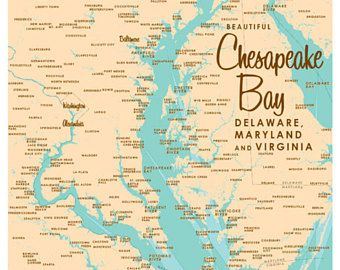 We All Love The Chesapeake Bay But How Much Do You Really Know About - Us-physical-map-chesapeake-bay