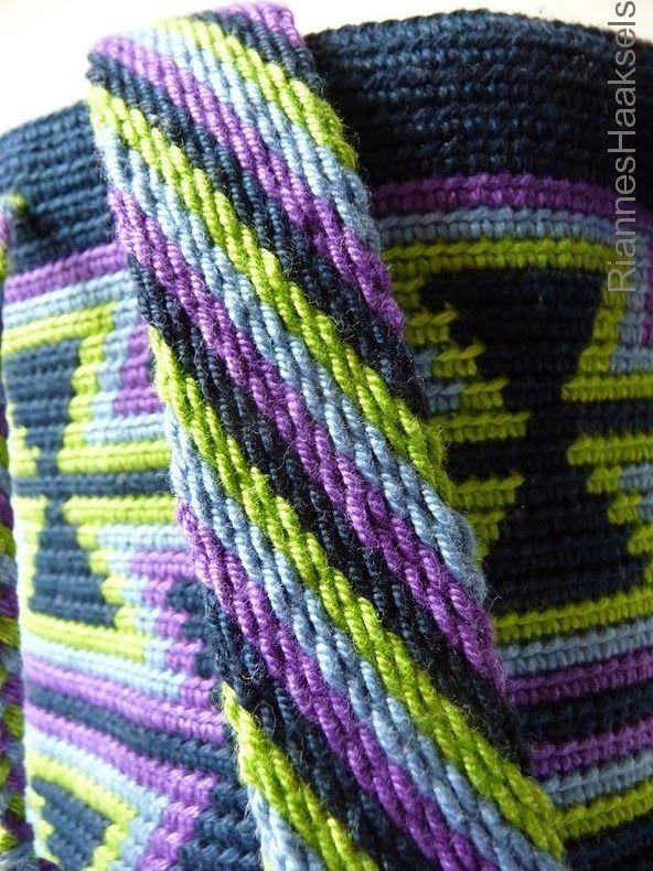 RiannesHaaksels: Ply split braiding tutorial #1