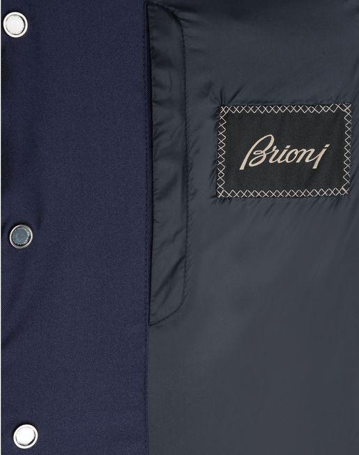Manteaux Impermeables pour Homme Brioni | Boutique en ligne officielle Brioni