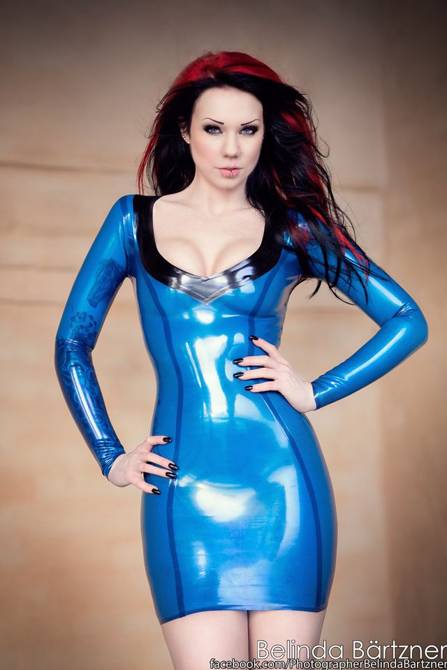 Starfucked in Maebelle Latex I by BelindaBartzner.deviantart.com on @deviantART