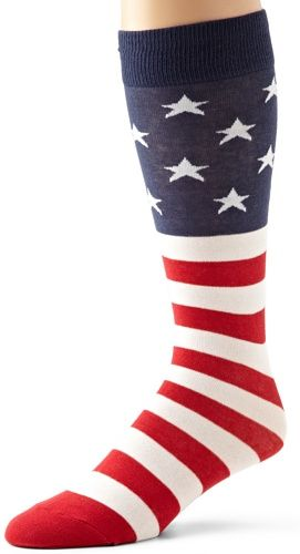 K. Bell Socks Men's American Flag Sock, Red/White/Blue, 10-13 K. Bell,http://www.amazon.com/dp/B006LFJDZQ/ref=cm_sw_r_pi_dp_IcvIsb1HSNGTKJXD