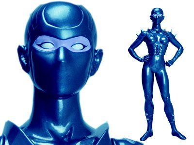 Cobra Figurine – Lady Armanoid: Cobra Space Pirate Statue Vynil Armanoid 30 cm produit officiel la figurine mesure environ 30 cm