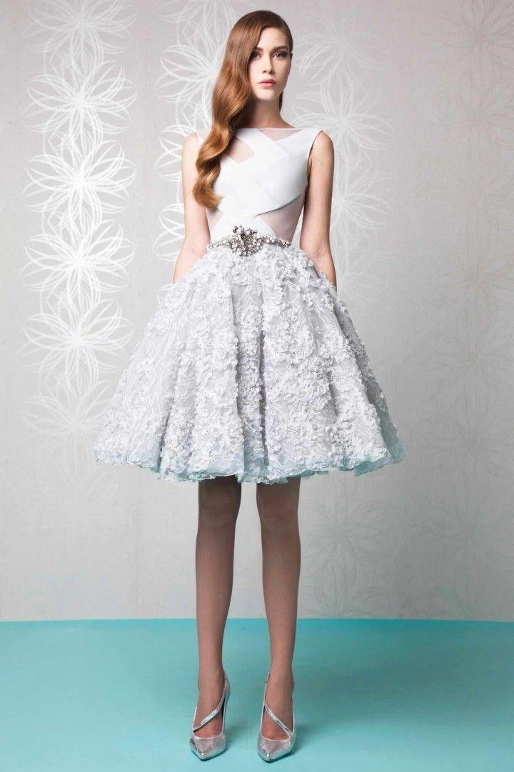 Bridal runway trends: Flawless Tony Ward Wedding Dresses