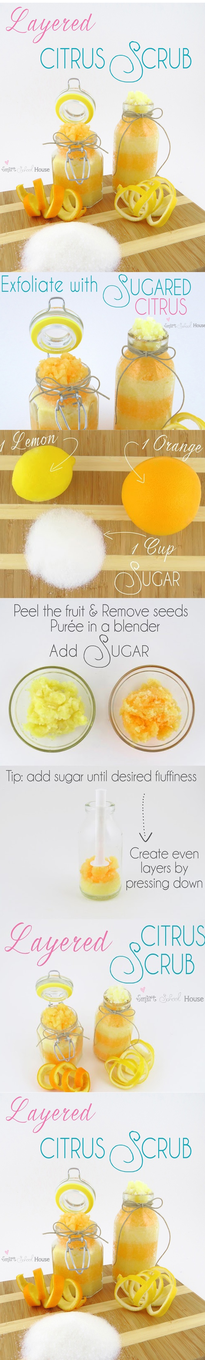 For smooth skin