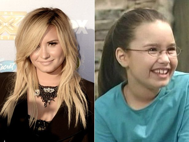 demi lovato yearbook pictures - photo #35