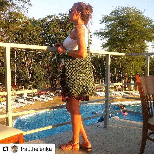 #Repost @frau.helenka (@get_repost) ・・・ Спасибо @sassshafa за сумку между тить! Она прекрасна👍