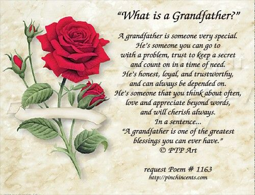 7 best Grandaddy images on Pinterest | Grandpa quotes ...