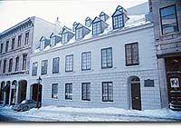 Papineau house
