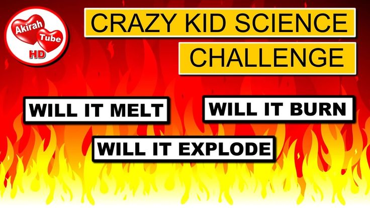 Kids Science science experiments science experiments for kids challenge for kids challenge for kids https://youtu.be/dEGErFxJDoE ------------------- Kids Science science experiments science experiments for kids challenge for kids challenge for kids. Kids Science Challenge consists of household items and how they react to fire and extreme heat. Much like a science project this video is educational and exciting while the viewer remains safely at home. Many kids enjoy watching kid experiments…