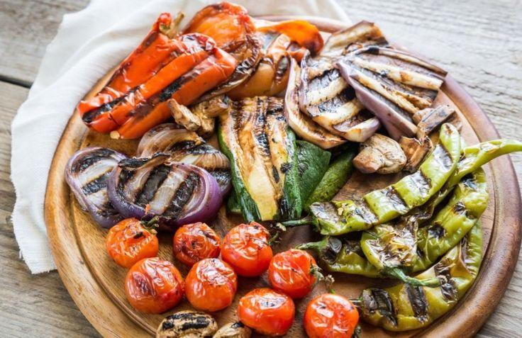 Grønn og smakfull grillmat