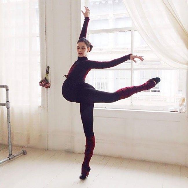 2113 Elképesztő fotók balett táncosnőkről és a balett mögött álló kemény küzdelemről
