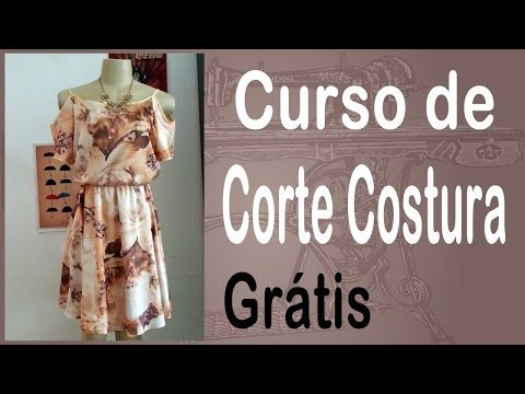 CORTE E COSTURA GRÁTIS E OUTROS. Ateliê de costura - Raíssa Palumbo