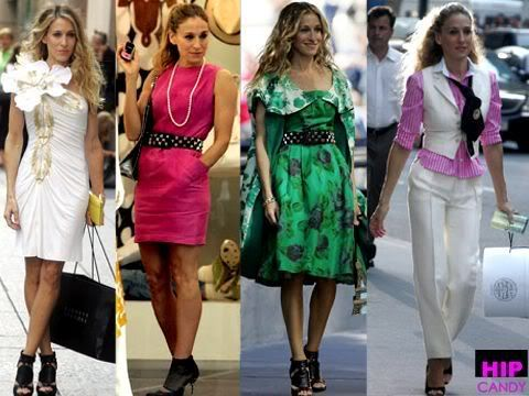 carrie bradshaw outfits | Fashionista_Lex: Carrie Bradshaw: Style Icon/looks I adore! (: chck it ...